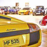 ydü araba müzesi