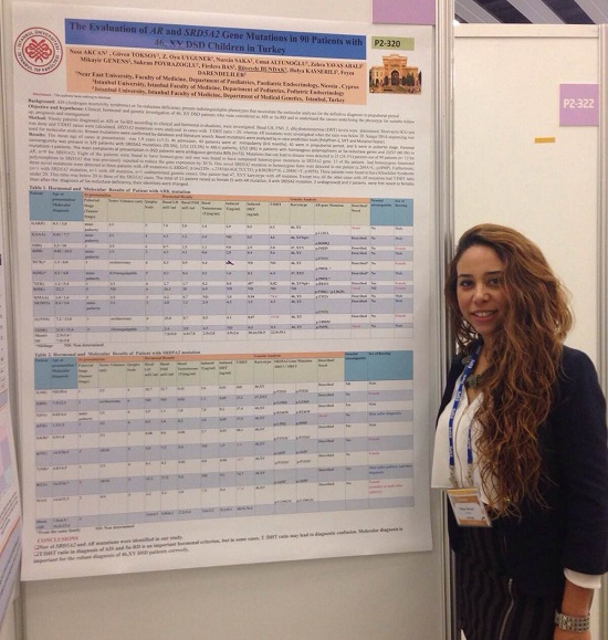 Achievement of Near East University Faculty of Medicine at the International ESPE 2015 Meeting