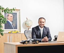YDÜ Mütevelli Heyeti Başkanı Doç. Dr. İrfan S. Günsel