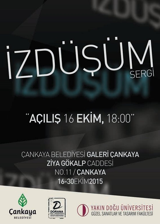 As part of Five Capitals Five Exhibitions Project, the first of the Projection Exhibitions is to be opened in Ankara by NEU Faculty of Fine Arts and Design