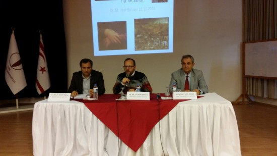 "Panel themed ""Masnavi and Art in Medicine"" from Faculty of Divinity"