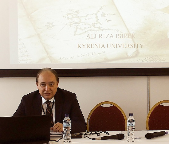 Invitation to the University of Kyrenia from Ministry for Culture of Malta