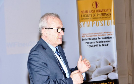 NEU has hosted an International Pharmaceutical Industry Symposium