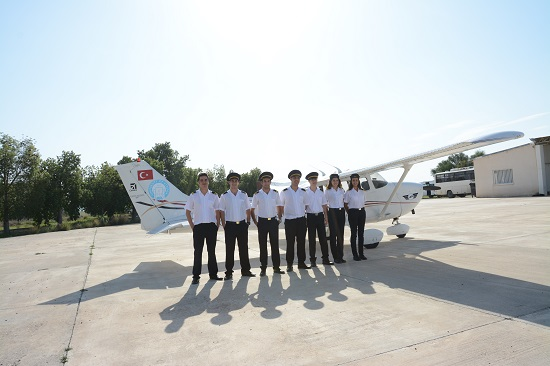 University of Kyrenia added the fourth aircraft to its fleet