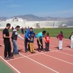 YDÜ BESYO Öğrencileri, Lösemili Çocuklar ile Birlikte Piste İndiler (2)