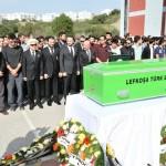 YDÜ Kurucu Rektörü Dr. Suat İ. Günsel Hayat Hocasını Kaybetti (7)