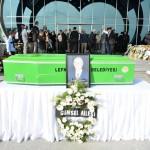 YDÜ Kurucu Rektörü Dr. Suat İ. Günsel Hayat Hocasını Kaybetti (9)