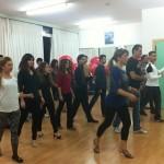 YDÜ Tango Klübü Tutkunun Dansı Tango Zamanı (6)