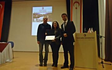 YDÜ Yakın Doğu Enstitüsü'nde Türkiye - Avrupa Birliği - Kıbrıs İlişkilerinde Yeni Hukuksal Yaklaşımlar Masaya Kondu (1)