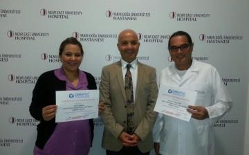 Yakın Doğu Üniversitesi Tıp Fakültesi  Bir Milyon Küresel Kateter Prevalans Çalışmasına Katıldı