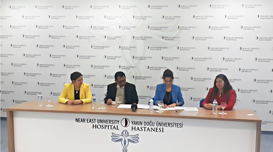 Cooperation between Near East University and Malaysian Society of Educational Administration and Management Institute