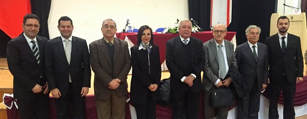 "The Symposium on ""Overview on Legal and Political System of Turkish Republic of Northern Cyprus"" was held"