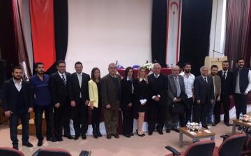 Kuzey Kıbrıs Türk Cumhuriyeti Hukuk ve Siyasal Sistemine Genel Bakış Sempozyumu Gerçekleştirildi (7)