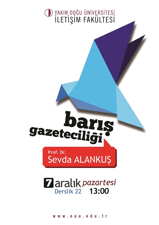 NEU Faculty of Communication will welcome Kadir Has University Faculty of Communication Dean Prof. Dr. Sevda Alankus