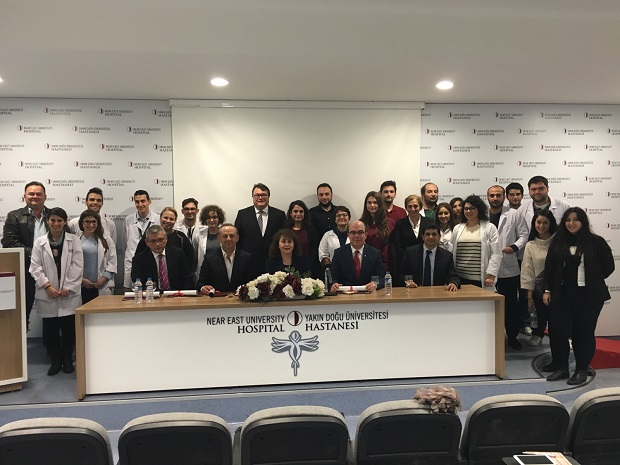 A Brain and Neurosurgery Workshop was held at NEU Hospital