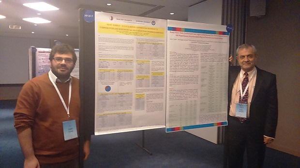 Near East University Faculty of Pharmacy was represented successfully at the Pharmacovigilance Congress