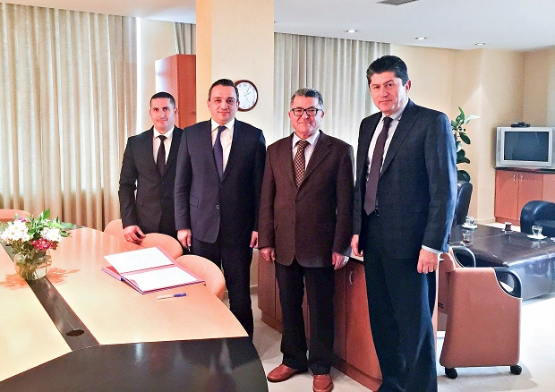 Near East University and Istanbul Culture University have signed a scientific cooperation protocol