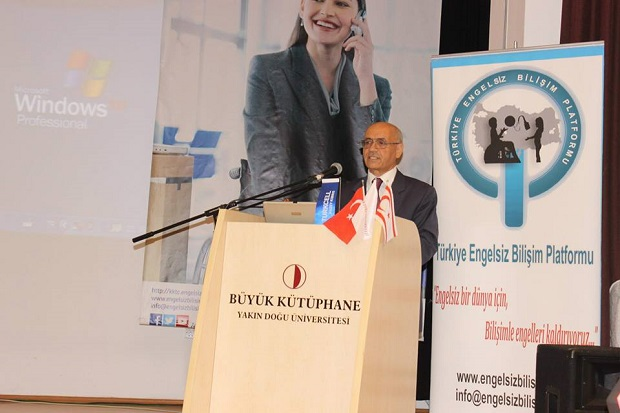 III. TRNC Barrier-Free Information Conferences are beginning
