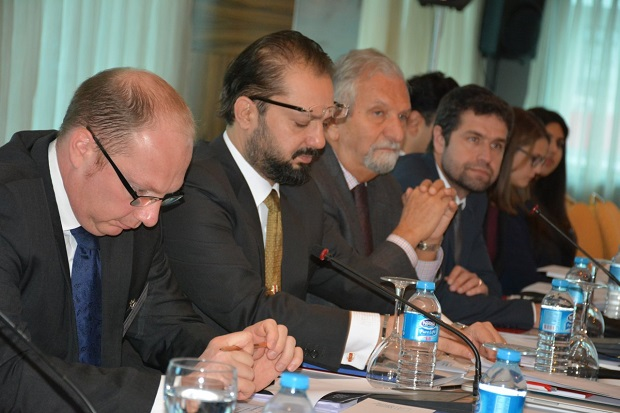 Near East Institute has attended an International Meeting on Afghanistan and the Stability of the Region