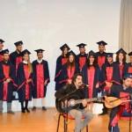 Yakın Doğu Üniversitesi İletişim Fakültesi Güz Mezunlarını Verdi (1)