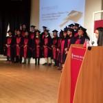 Yakın Doğu Üniversitesi İletişim Fakültesi Güz Mezunlarını Verdi (2)