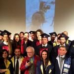 Yakın Doğu Üniversitesi İletişim Fakültesi Güz Mezunlarını Verdi (9)