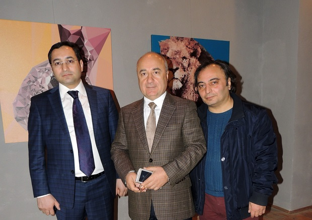 NEU Faculty of Fine Arts and Design was in Baku