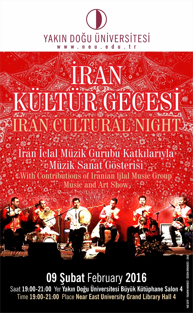 NEU Iran Cultural Night