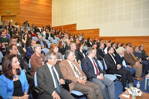 Near East University DESAM Scientific Awards ceremony was realized