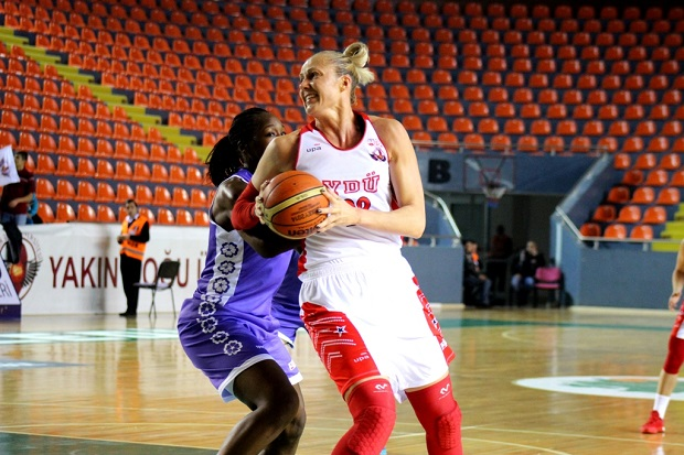Near East University Women's Basketball Team is hosting Istanbul University