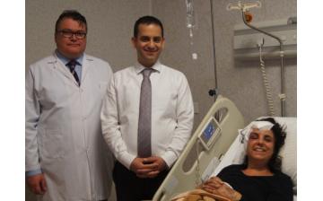 Son Bir Ay İçerisinde Beyin Kanaması Geçiren 4 Hasta Yakın Doğu Üniversitesi Hastanesi'nde Yapılan Ameliyatlarla Sağlığına Kavuştu