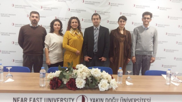 A protocol regarding cooperation between Near East University and TRNC Informatics Association was signed