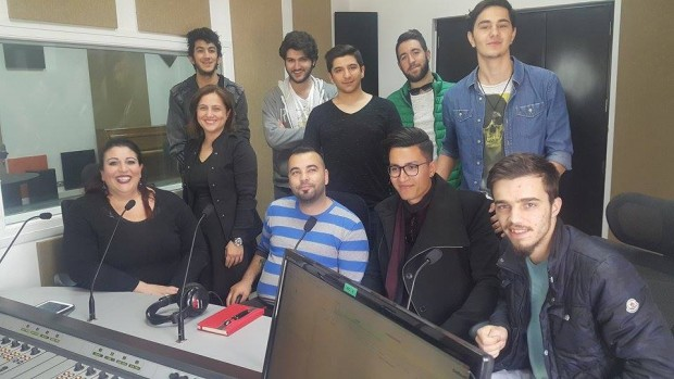 Near East University Faculty of Communication Students visited Radio Vatan