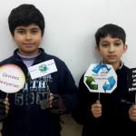 YDÜ'de Çevre Bilinci, Geri Dönüşüm Projeleriyle Hayat Buluyor