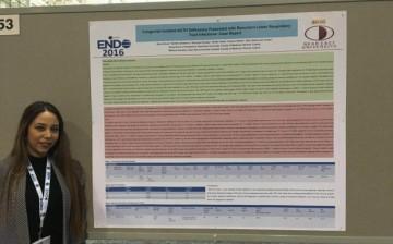 Yakın Doğu Üniversitesi Endokrinoloji Alanında En Aktif ve En Eski Kuruluşu Olan Endocrine Society Toplantısı'nda Temsil Edildi