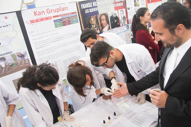 Near East College Science Feast received great interest