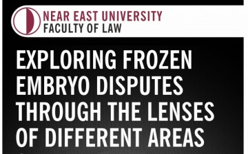 Exploring Frozen Embryo disputes through the lenses of different areas of Law