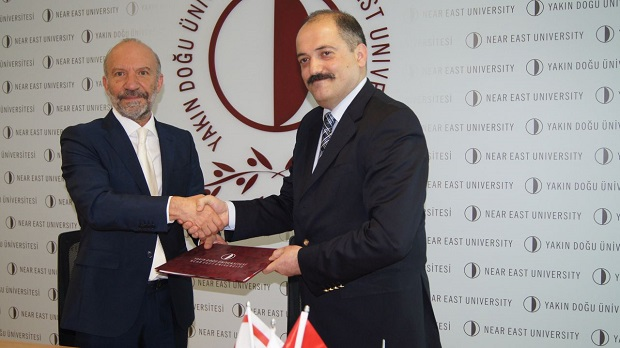 Cooperation Protocol signed between Near East University and Cyprus Social Sciences University