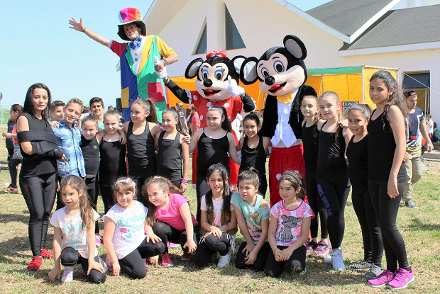 Near East University 1st Children's Festival held with high participation
