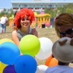 Yakın Doğu Üniversitesi I. Çocuk Şenliği Yüksek Katılımla Gerçekleştirildi