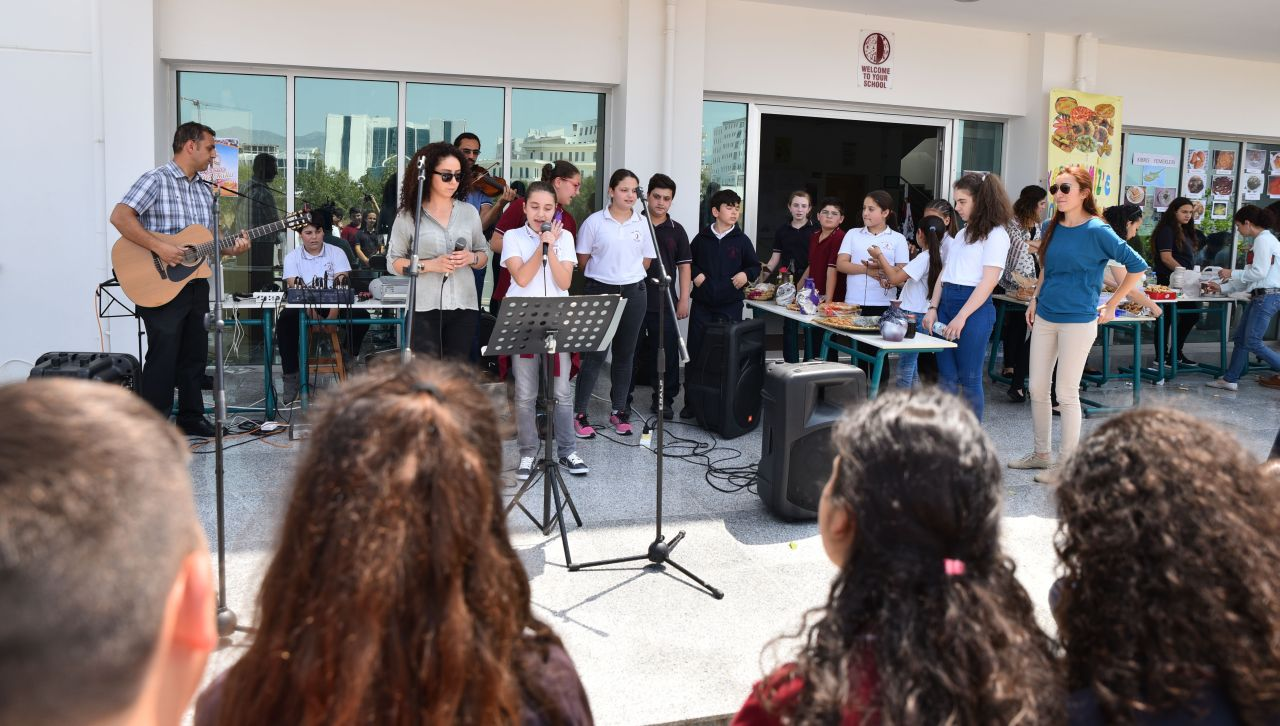 Cyprus Day Event was held at Near East College