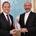 Girne Üniversitesi Bişkek'te Dev İşbirliği Protokollerine İmza Attı
