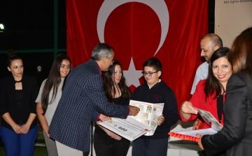 """""""Ortaokullararası Fotoğraf Yarışması""""ndan Yakın Doğu Koleji'ne Ödül Geldi"""