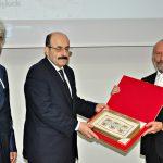 Yakın Doğu Üniversitesi Kurucu Rektörü Dr.Günsel KÜNİB'de Konuştu