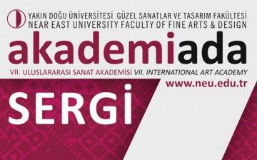 Yakın Doğu Üniversitesi Uluslararası Akademiada-7 Sergisi Açılıyor
