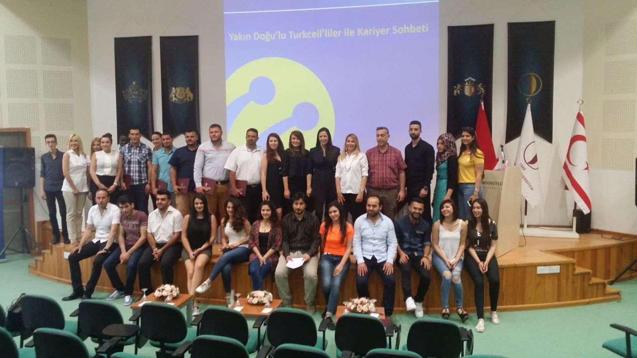 The Career Festival which was organised by NEU Student Deanship received a high number of participation