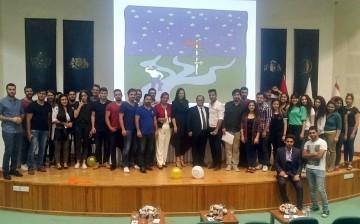 """YDÜ Öğrenci Dekanlığı Tarafından Düzenlenen """"Kariyer Festivali"""" Yoğun Katılımla Gerçekleştirildi"""