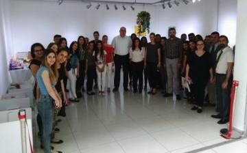 Yakın Doğu Üniversitesi Atatürk Eğitim Fakültesi, Okul Öncesi Öğretmenliği Bölümü Artık Materyal Tasarımı Sergisi Gerçekleştirildi