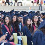 Yakın Doğu Üniversitesi Sağlık Bilimleri Meslek Yüksekokulu Mezunları Diplomalarını Aldı