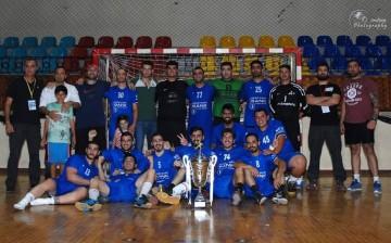 Hentbol Büyük Erkekler Lig Şampiyonu YDÜ